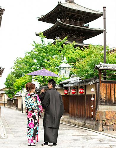 京の町イメージ